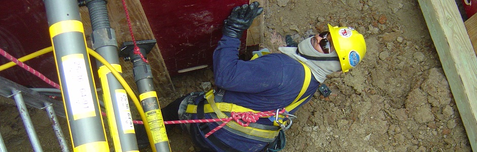 Trench Rescue Awareness Trench Rescue 24 hours Trench Rescue 40 hours